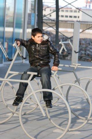 Jongeren in wijk